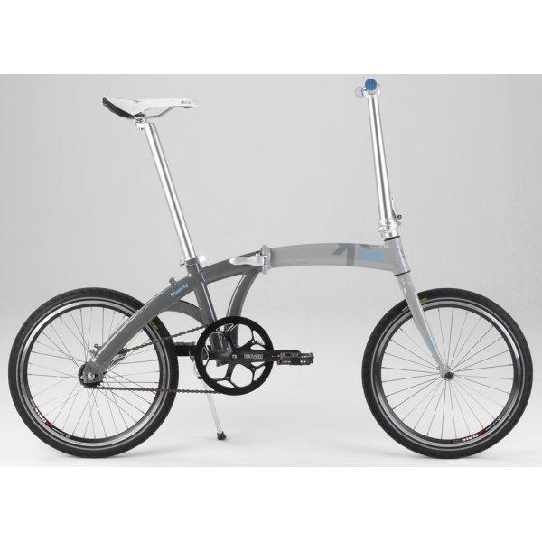 single speed folding bike