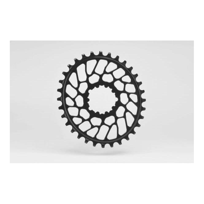 Absolute Black MTB Oval SRAM BB30 Direct Mount (0mm offset)