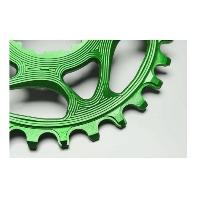 Absolute Black MTB Round Cannondale Hollowgram Direct Mount