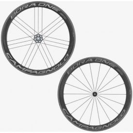 Bora One 50 Wheelset With Br-Bo500 Brake Pads