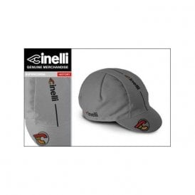 Supercorsa Grey Cotton Cap