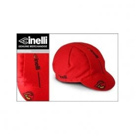 Supercorsa Red Cotton Cap