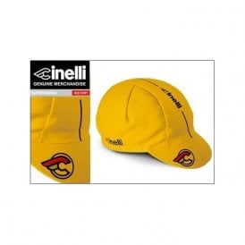 Supercorsa Yellow Cotton Cap