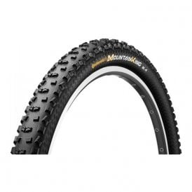 Mountain King II Racesport 29 X 2.4 Black Chili Folding Tyre""