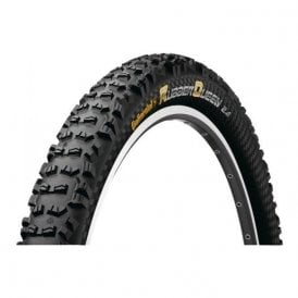Rubber Queen Black Folding Tyre