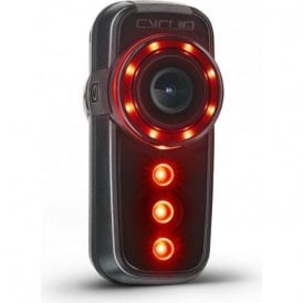 Fly 6 Rear Light & 1080p Camera