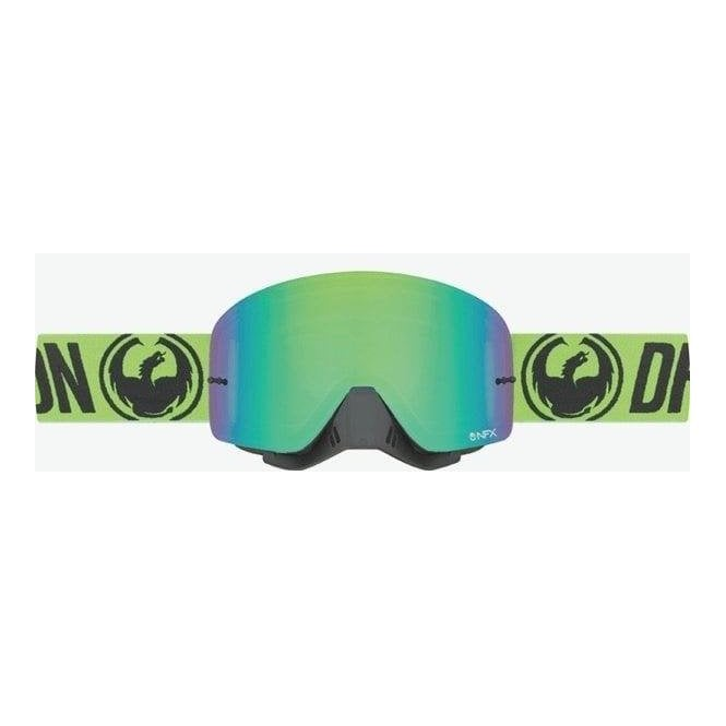 Dragon Goggle NFX Break Green / Green Ion
