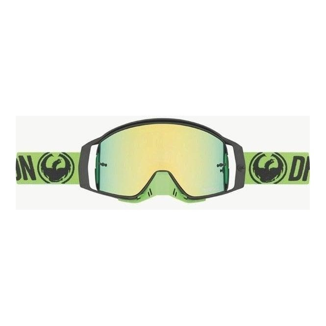 Dragon Goggle NFX2 Break Green / Smoke Gold
