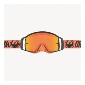 Goggle NFX2 Break Orange / Injected Yellow Red Ion
