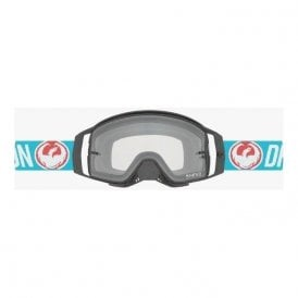 Goggle NFX2 Flash Blue / Injected Blue Steel