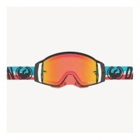 Goggle NFX2 Shot / Injected Yellow Red Ion