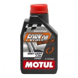 F/Oil Motul Fork Fact 2.5 1L