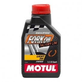 F/Oil Motul Fork Fact 5 1L