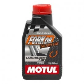 F/Oil Motul Fork Fact 7.5 1L
