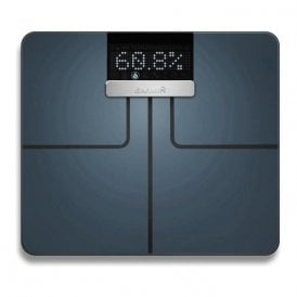 Index Smart Biometric Weighing Scale - Black