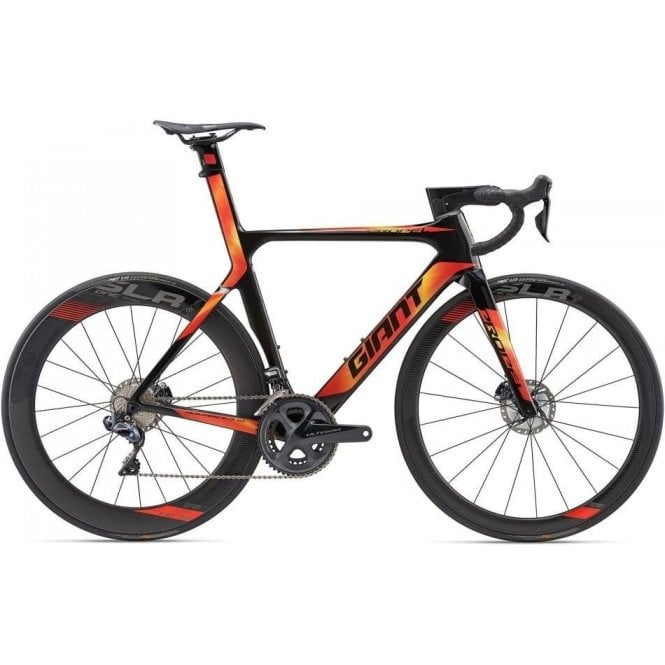 Giant Propel Advanced SL Disc 1 Carbon Road Aero Bike, 2018
