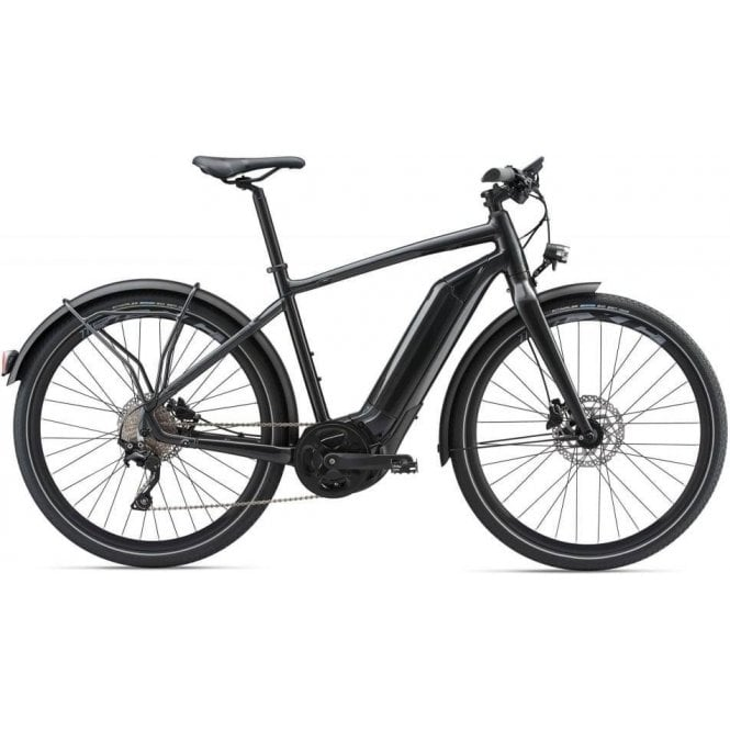 Giant Quick-E+ 25 km/h Electric Assist Hybrid Bike, 2018