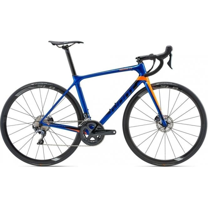 Giant TCR Advanced Pro 1 Disc Carbon Road Bike, 2018