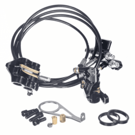 V-Twin Remote Brake System - E4 Calipers