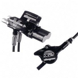 V-Twin Remote Brake System - X2 Calipers