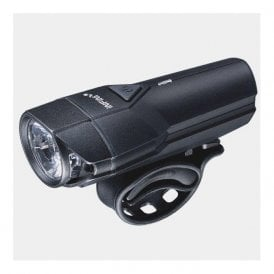 Lava 500 USB front light with bar and helmet brackets