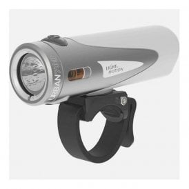 Urban 700 - Silver Bullet (Steel/White) light system