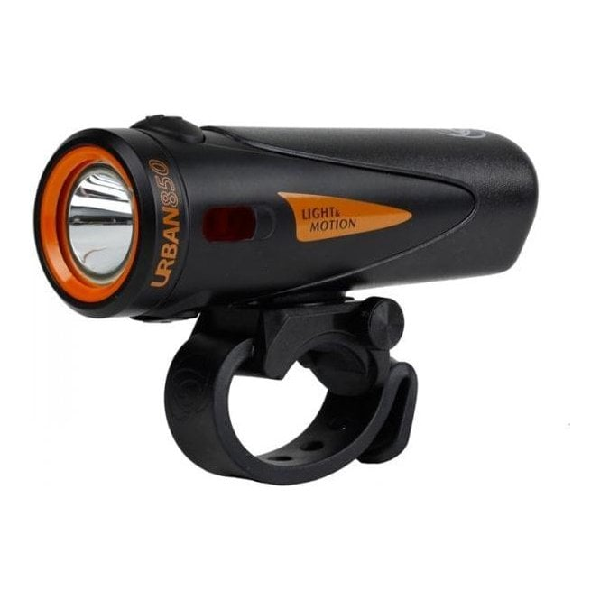 Light & Motion Urban 850 Trail Fast Charge - Blackout
