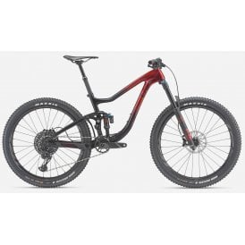 Intrigue Advanced 1 Full Suspension Mountain Bike, 2019