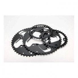 Zed 2 Chainring 53T 130Bcd (10 & 11 Speed) (Praxis) To Be Used With 39T Inner
