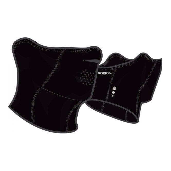 Madison Face Guard, Black One Size