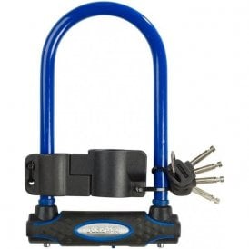 Street Fortum Gold Sold Secure D-Lock 210X110mm - Blue