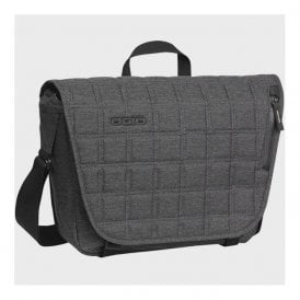 Newt Messenger Bag, Dark Static