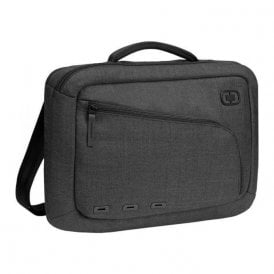 Slim Sleeve 15 Inch Messenger Sleeve Black