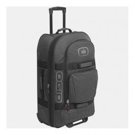 Terminal wheeled travel bag - Black Pindot