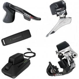 Red Etap Electronic Road Groupset