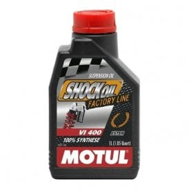 S/Oil Motul Shock Factory 400