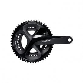 FC-R7000 105 double chainset, HollowTech II