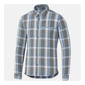 Men's, Transit Check Button Up Shirt
