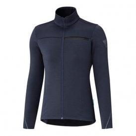 Women's - Thermal Winter Jersey Shimano
