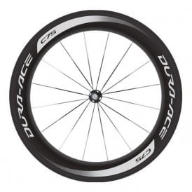 Wh-9000-C75-Tu Dura-Ace Wheel, Carbon Tubular 75 mm