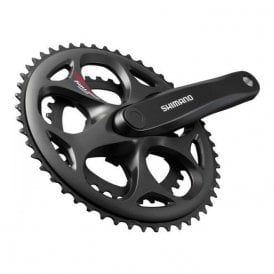 Fc-A070 Square Taper Double Chainset 7-/8-Speed, 50 / 34T 170 mm