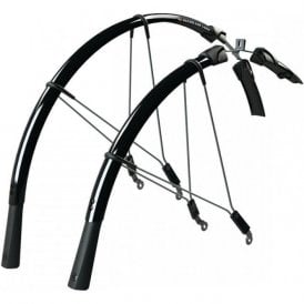 Raceblade Long Mudguard Set Version 2