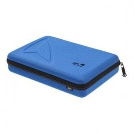 Sp Storage Case Large For Gopro Hero3 Cameras And Accessories - Blue