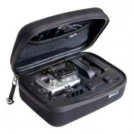 Sp Storage Case Small For Gopro Hero3 Cameras And Accessories - Black