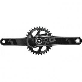X01 Crank - Gxp - 1X11 - Includes 32T Direct Mount Chainring (Gxp Cups Not Included)