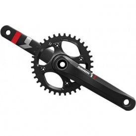 X1 Crank - X1 1400 Gxp - 1X11 - Direct Mount 32T Chainring (Gxp Cups Not Included)