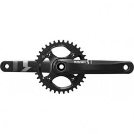 X1 Crank - X1 1400 Gxp - Boost 148 - 1X11 - Direct Mount 32T Chainring (Gxp Cups Not Included)