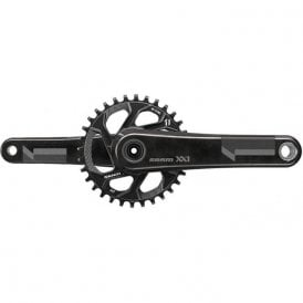 Xx1 Crank - Gxp - 1X11 - Q-Factor 168 - Includes 32T Direct Mount Chainring (Gxp - Cups Not Inc.)