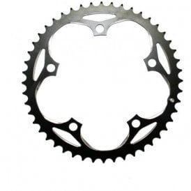 Chainring Ss/Road Track 48T 5 Bolt 130mm Bcd Black
