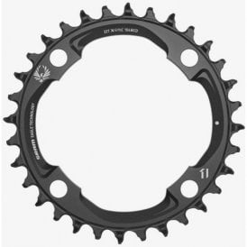 Chain Ring X-Sync 2 104 Bcd Alum 12 Speed Black
